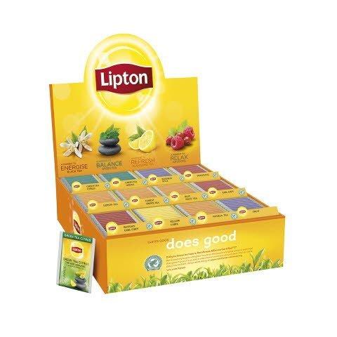Lipton Kahvilapakkaus 12 x 15 pss (12 eri makua)