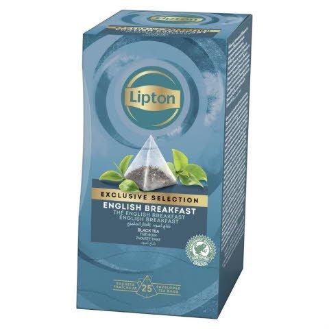 Lipton Pyramid English Breakfast 6 x 25 pss -