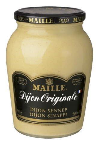 Maille Dijon Originale Sinappi 6 x 865g -
