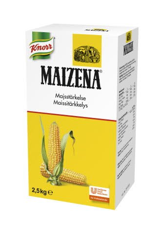 Maizena maissitärkkelys 2,5 kg