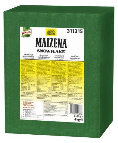 Maizena Snowflake 4 kg