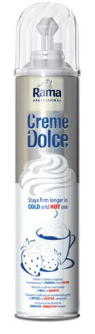 Rama Professional Creme Dolce Sprayvaahto 500ml -