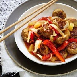 Kanapullat Sweet & Sour, Kiina