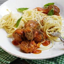 Lihapullat tomaattikastikkeessa, Italia_Kylmävalmistus