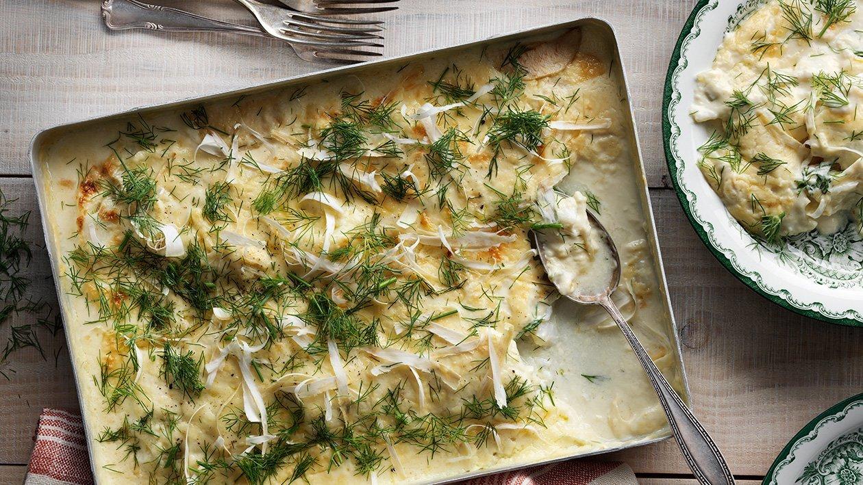 Ahvenanmaalainen kalapannu – Resepti