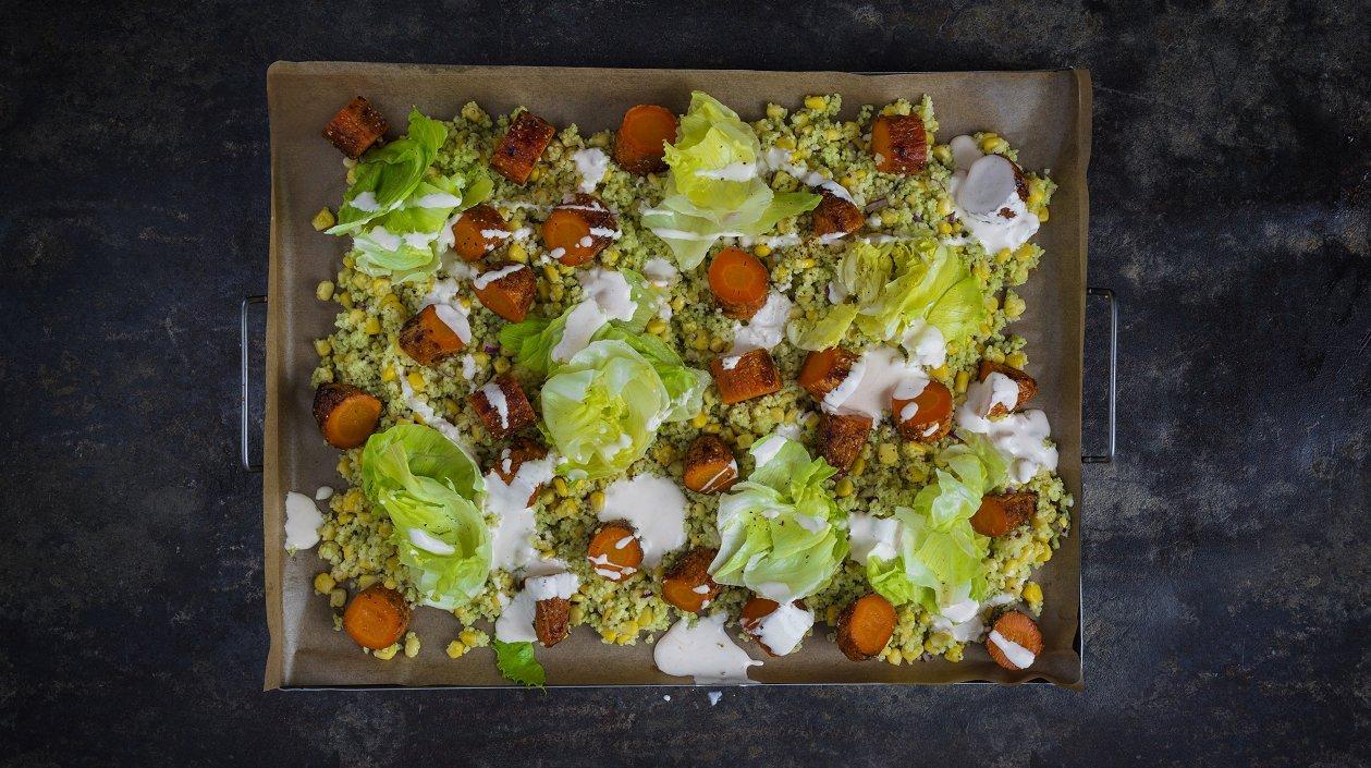 BBQ-porkkanasalaatti – Resepti