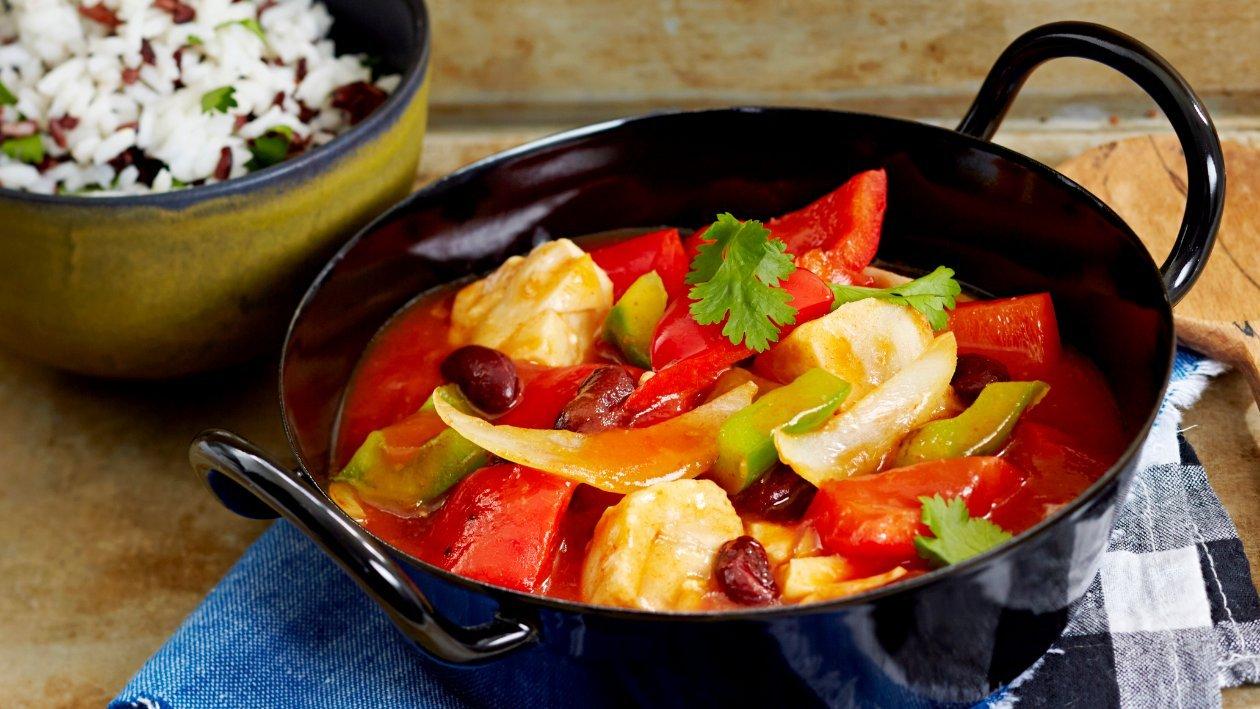 Chili con pescado – Resepti