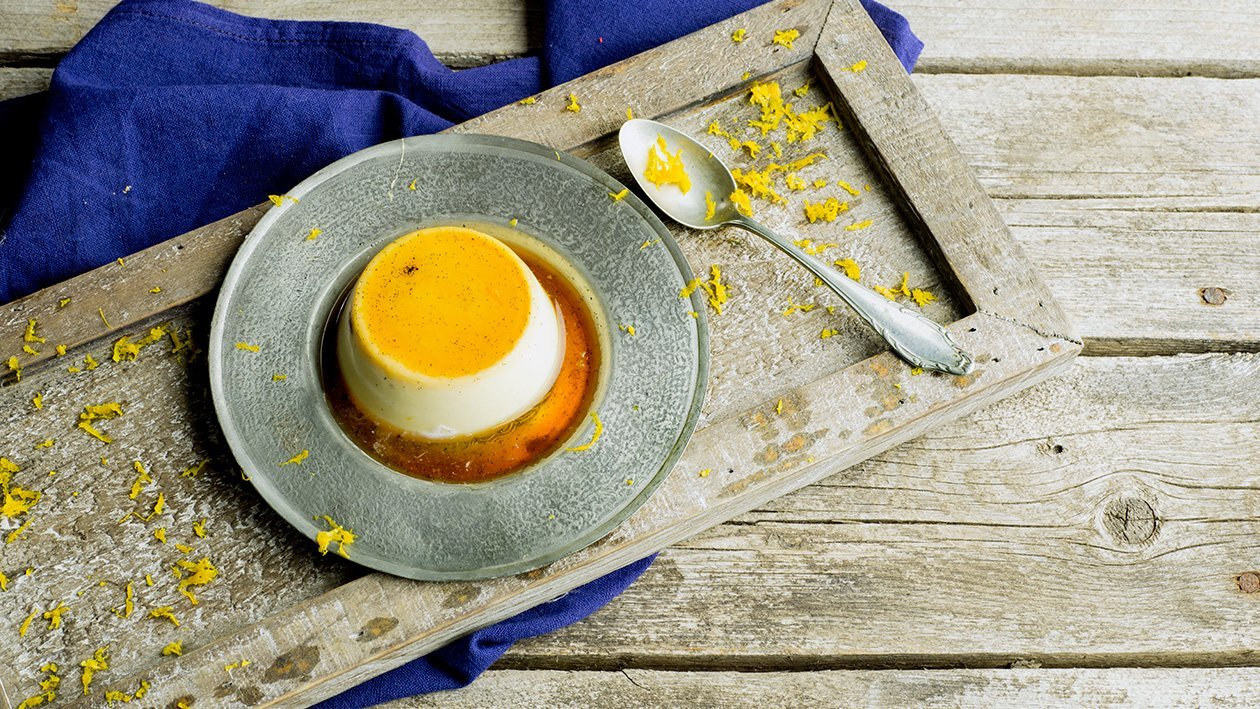 Creme Caramel Brazil – Resepti