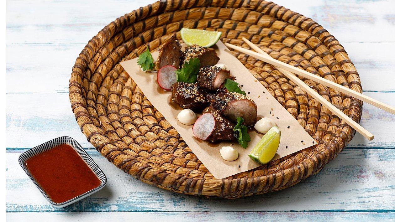 Korean BBQ-kastike – Resepti