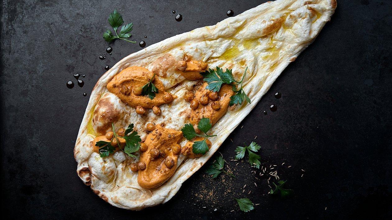 Linssihummus  tikka masala – Resepti