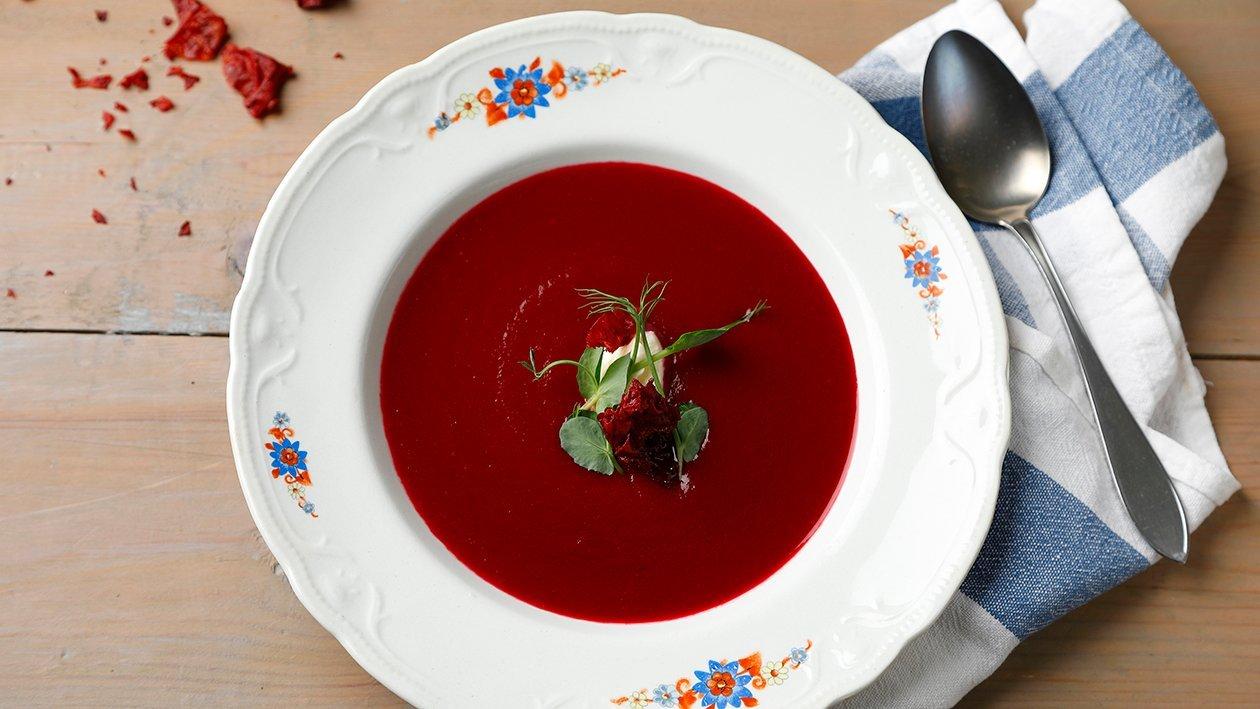 Punajuurikeitto – Resepti