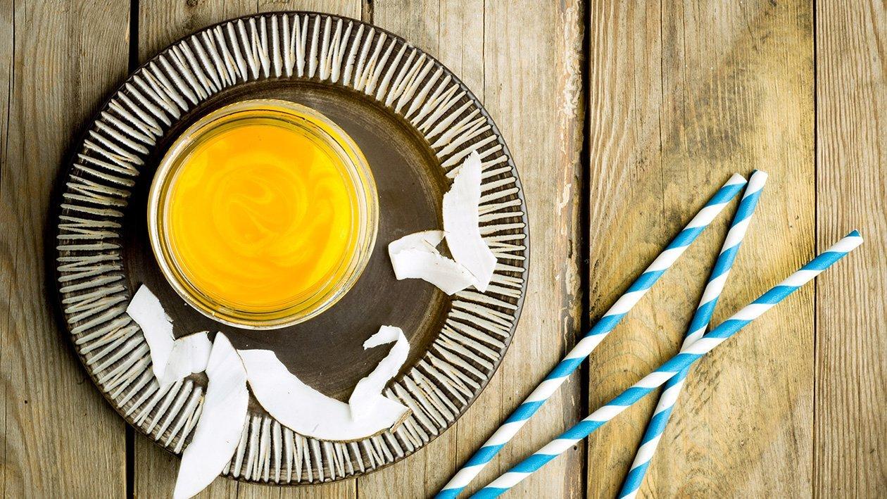 Smoothie de Frutas, Mango-päärynäsmoothie – Resepti