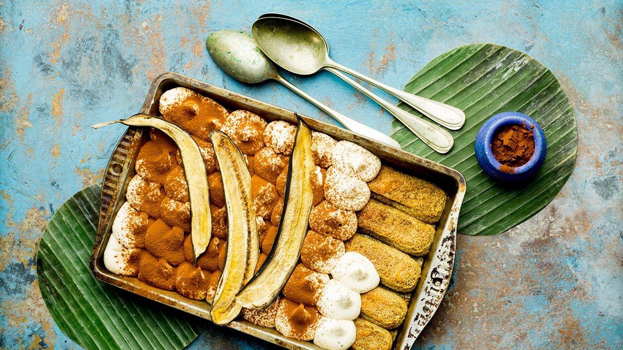 Tiramisu Brazil   – Resepti