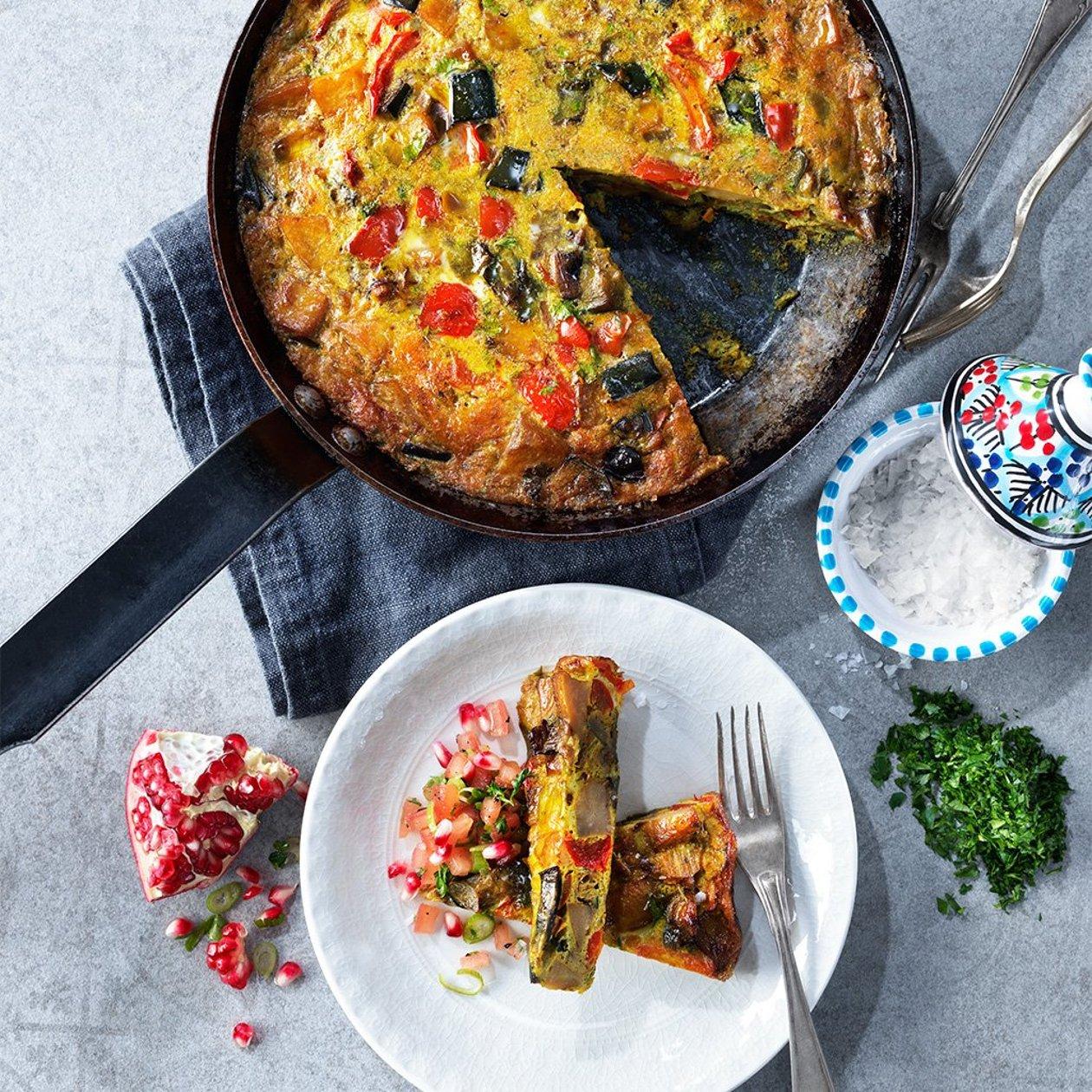 Tunisialainen Tagine – Resepti