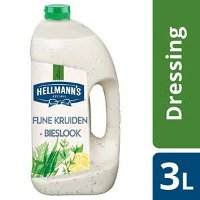Hellmann's Dressing Fines Herbes – Ciboulette