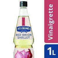 Hellmann's Vinaigrette Echalote Oignon rouge