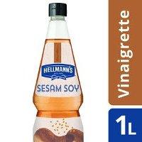 Hellmann's Vinaigrette Soja aux gaines de Sésame grillées