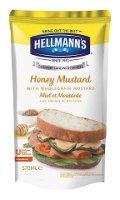 Hellmann's Sauces sandwich Miel et Moutarde