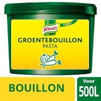 Knorr 1-2-3 Bouillon de légumes en Pâte