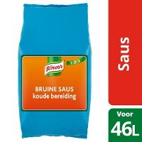 Knorr Base Froide Sauce Brune