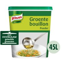 Knorr Bouillon de Légumes poudre