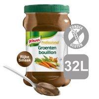 Knorr Bouillon Professional Légumes Gelifié