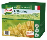 Knorr Collezione Italiana Pâtes Fettuccini all'Uovo