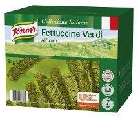 Knorr Collezione Italiana pâtes Fettuccini Verdi All'uovo