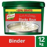 Knorr Fonds de Cuisine Roux Blanc 10 kg + 2 kg GRATUIT