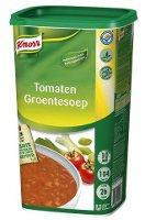 Knorr Potage Aux Tomates Et Légumes