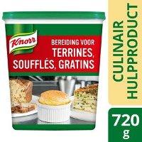 Knorr Préparation pour Terrines, Soufflés et Gratins