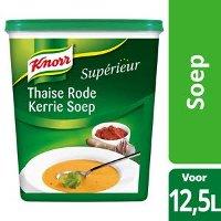 Knorr Supérieur Potage Thailandais au Curry Rouge
