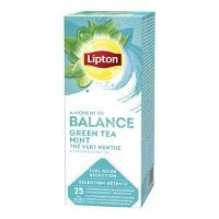 Lipton Everyday Green Tea Menthe