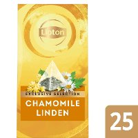 Lipton Exclusive Selection Camomille Tilleul
