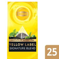 Lipton Exclusive Selection Yellow Label