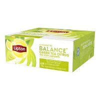 Lipton Feel Good Selection Thé Vert Agrumes
