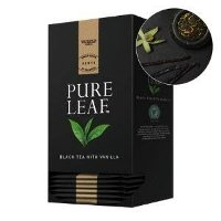 Pure Leaf Black Vanilla - 25 sachets