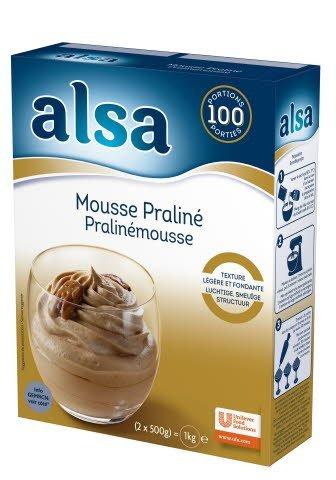 Alsa Mousse Praliné