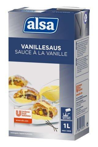 Alsa Sauce vanille