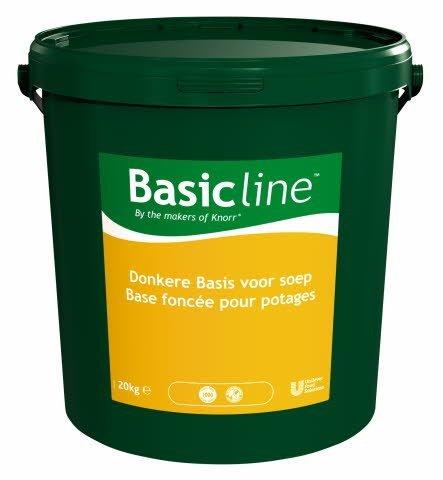 Basicline Base Foncée pour potages