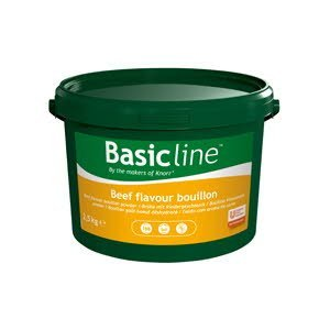 Basicline Bouillon goût boeuf déshydraté