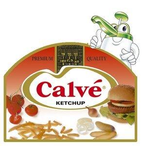 Calvé sauce bar Ketchup