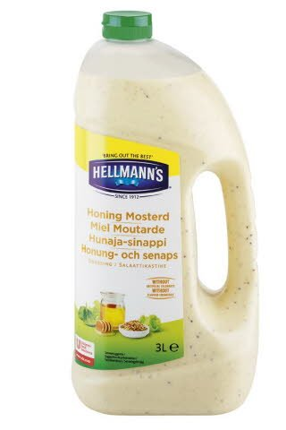 Hellmann's Dressing Miel Moutarde