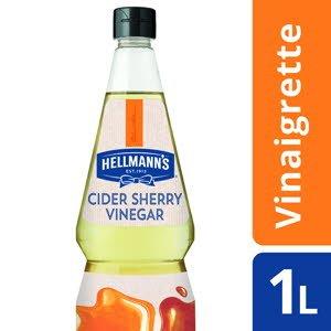 Hellmann's Vinaigrette Cider Sherry Vinegar -
