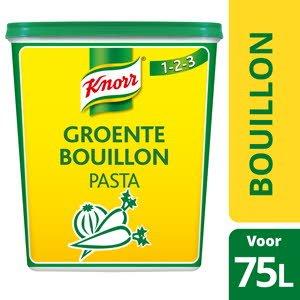 Knorr 1-2-3 Bouillon de Legumes en pâte