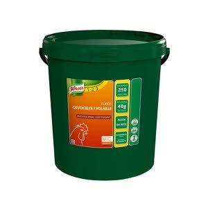 Knorr 1-2-3 Fonds de Volaille en pâte