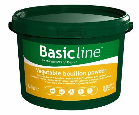 Knorr Basicline Bouillon de légumes déshydraté
