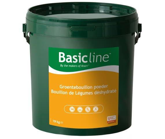 Knorr Basicline Bouillon de Légumes en poudre