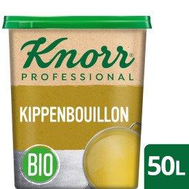 Knorr BIO Bouillon Kip 1 kg -