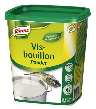Knorr Bouillon de Poisson en Poudre 850 g